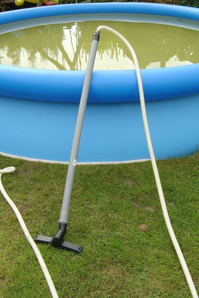 pool befüllen mit brunnenwasser