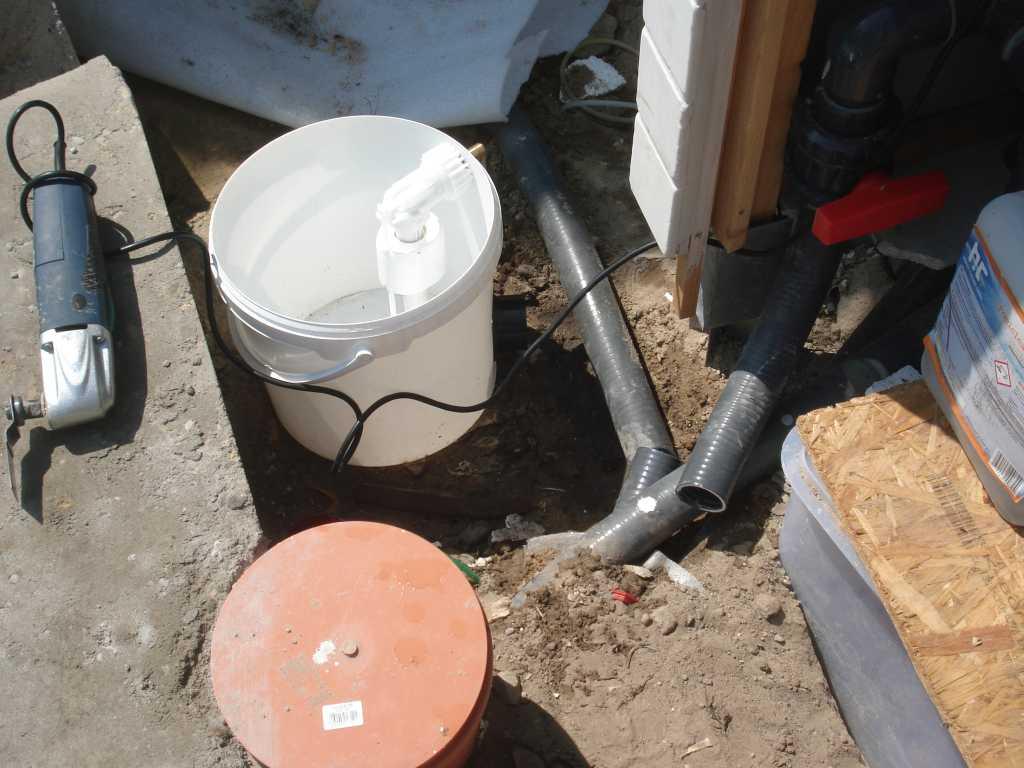 Niveauregelung / Automatische Wasserfüllanlage selber bauen
