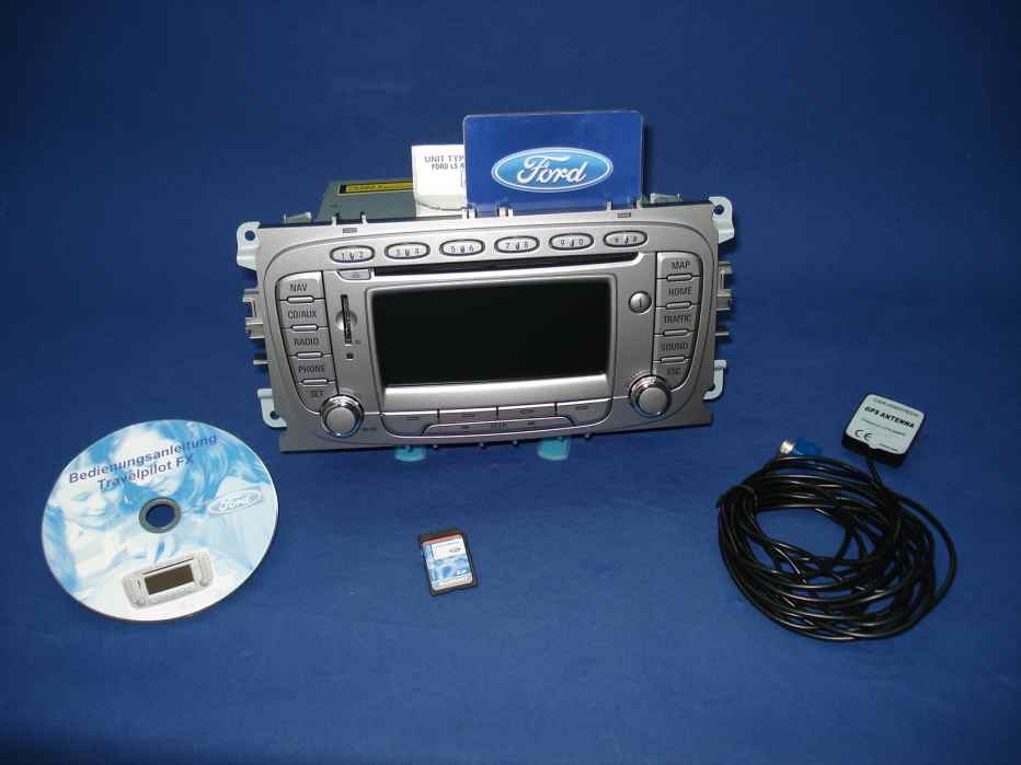 Ford Travelpilot Ex Software